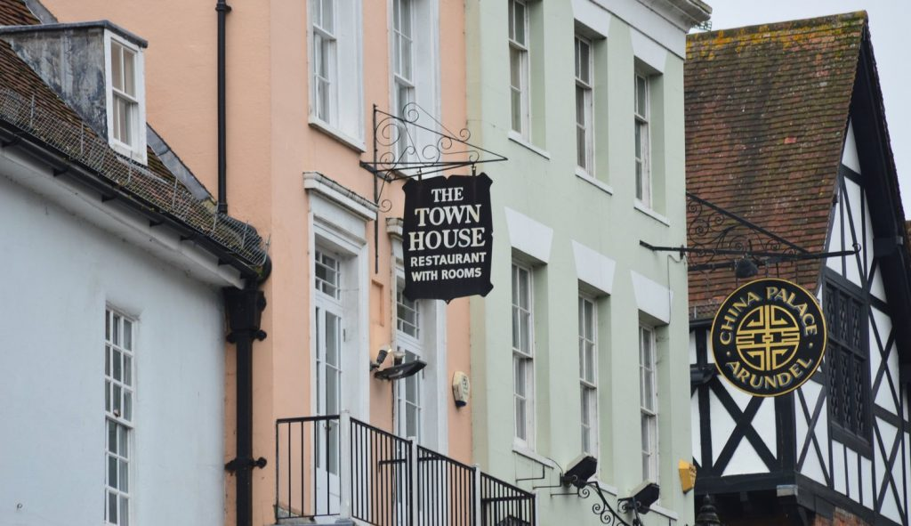 The Town House - VF