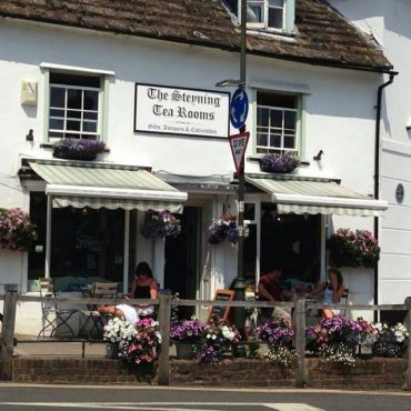 Steyning Tea Rooms – VF & GF