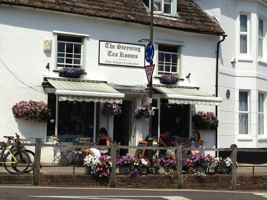 Steyning Tea Rooms - VF & GF
