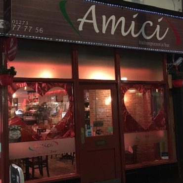Amici Pizzeria and Bar – VF & GF