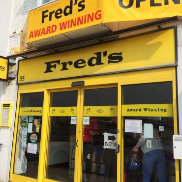 Fred's Fish and Chip Shop – VF