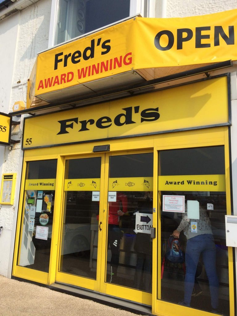 Fred's Fish and Chip Shop - VF