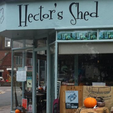 Hector's Shed – VF & GF