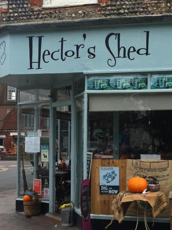 Hector's Shed - VF & GF
