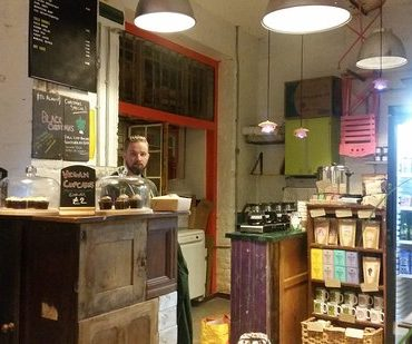 Sham City Roasters – VF
