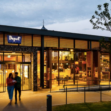 The Depot Lewes – VF