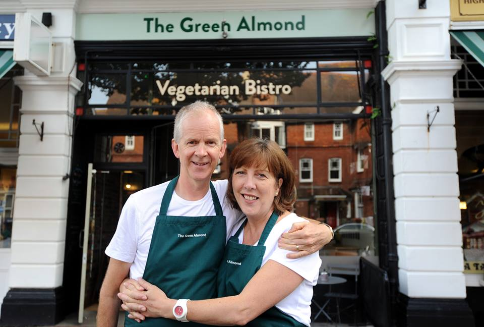 The Green Almond - VF & GF