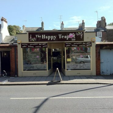 The Happy Teapot – VF