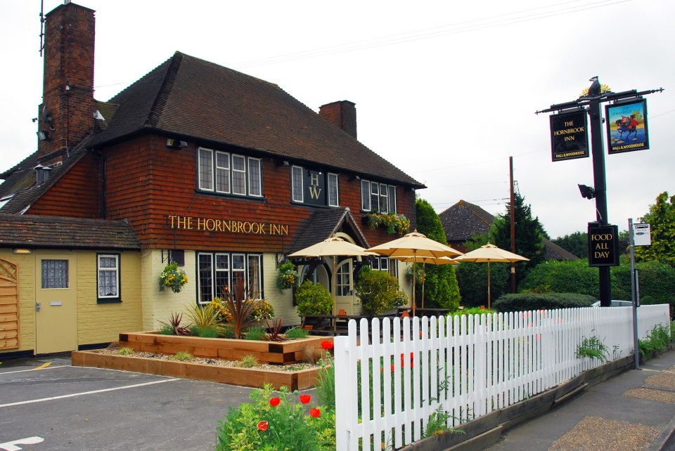 The Hornbrook Inn - VF & GF