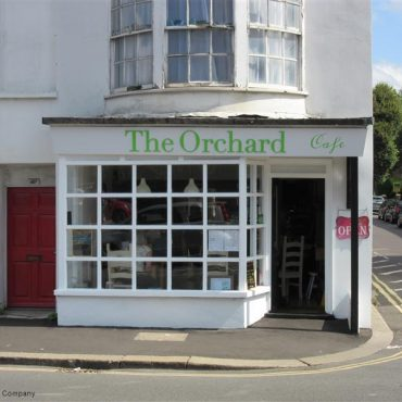 The Orchard Cafe – VF
