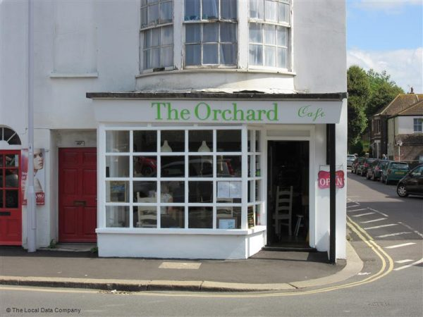 The Orchard Cafe - VF