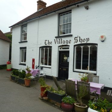 The Village Shop & Cafe, Upper Dicker – VF