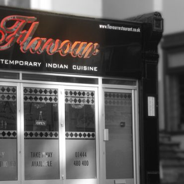 Flavour Indian Restaurant – VF