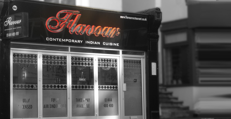 Flavour Indian Restaurant - VF