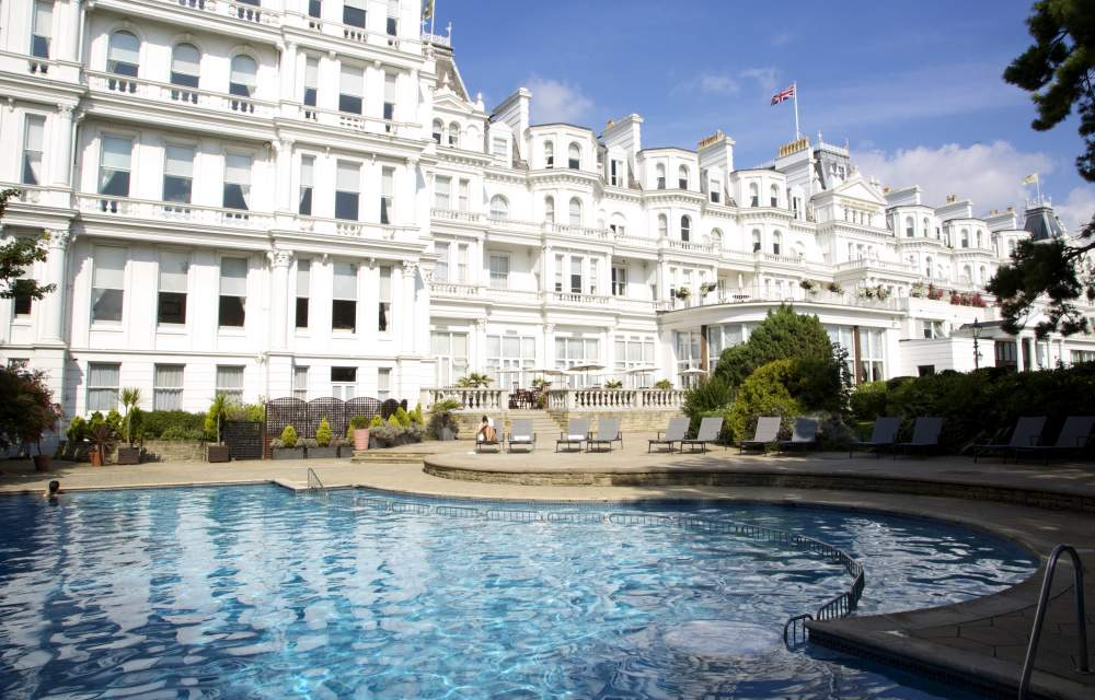 The Grand Hotel Eastbourne - VF & GF