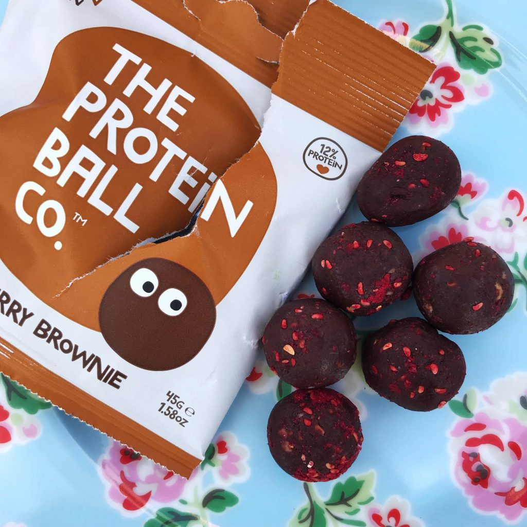 Vegan Protein Ball Review