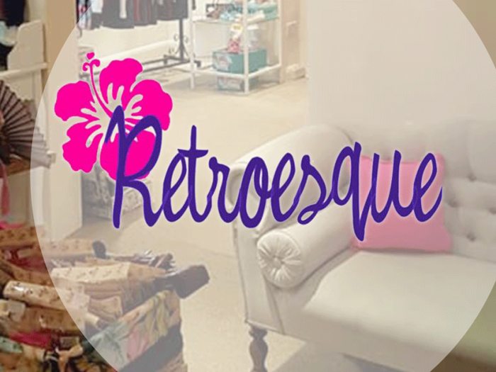 How a Local Retro Shop is Helping Vegans Glamourise Bag to Boot | Retroesque in Arundel