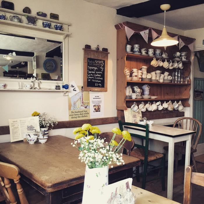 Steyning Tea Rooms