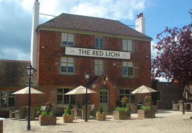 The Red Lion Ashington