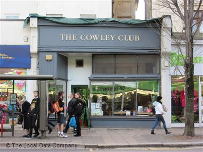 The Cowley Club