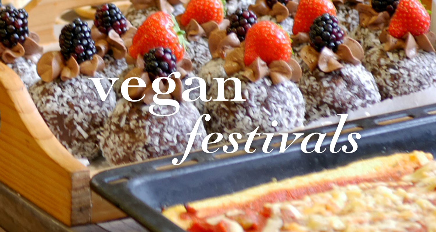 Vegan Festivals Sussex Vegan