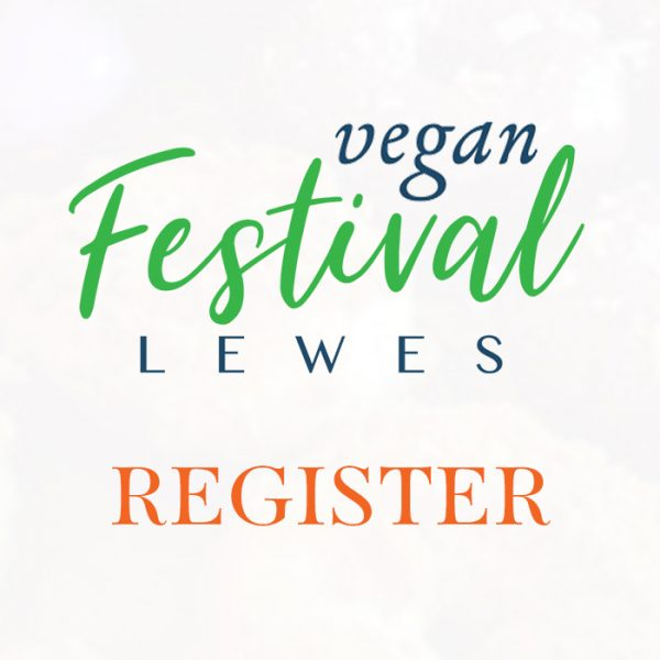 Vegan Festival Lewes Register